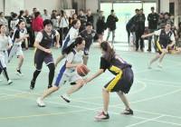 2019上海市学生阳光体育大联赛中职组篮球比赛(女子组)落下帷幕