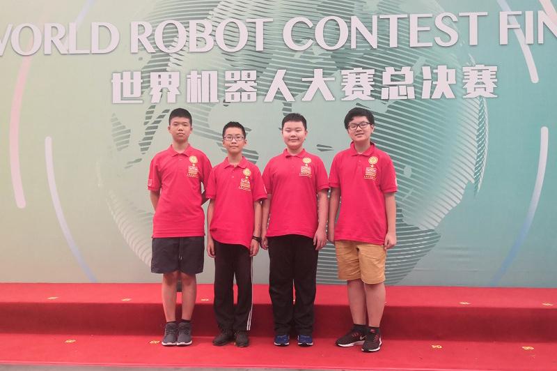 梅陇中学:科技创新 面向未来