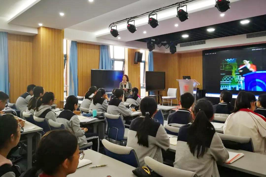 奉贤中学学子在2019英语演讲与辩论五项展评全国总展评中喜获佳绩