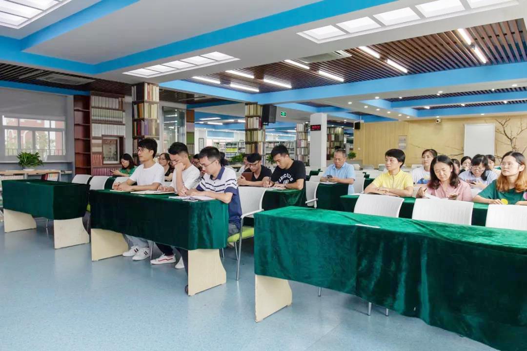 廊下中学:扎实教学常规 提高课堂实效