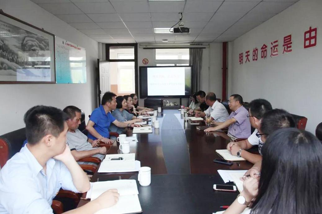 平湖市广陈中学、上海市廊下中学召开新学期工作交流会