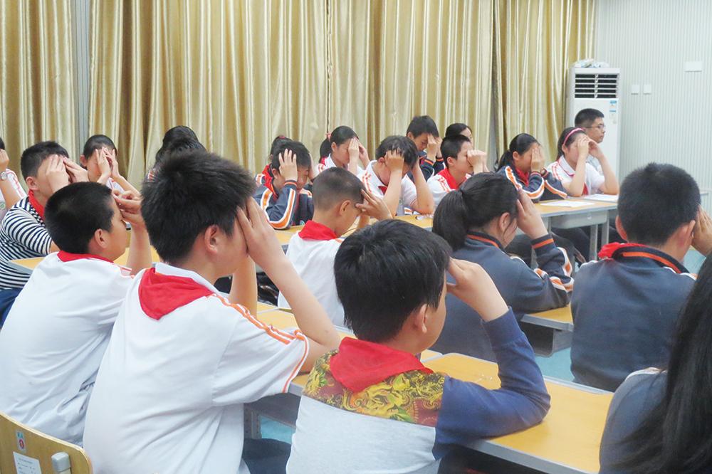 新学期就绪,上海打响新学期校园防近攻坚战