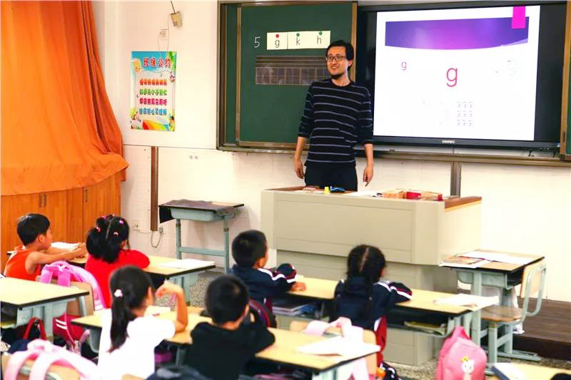 钱圩小学举行一年级学习准备期展示暨家长开放日活动