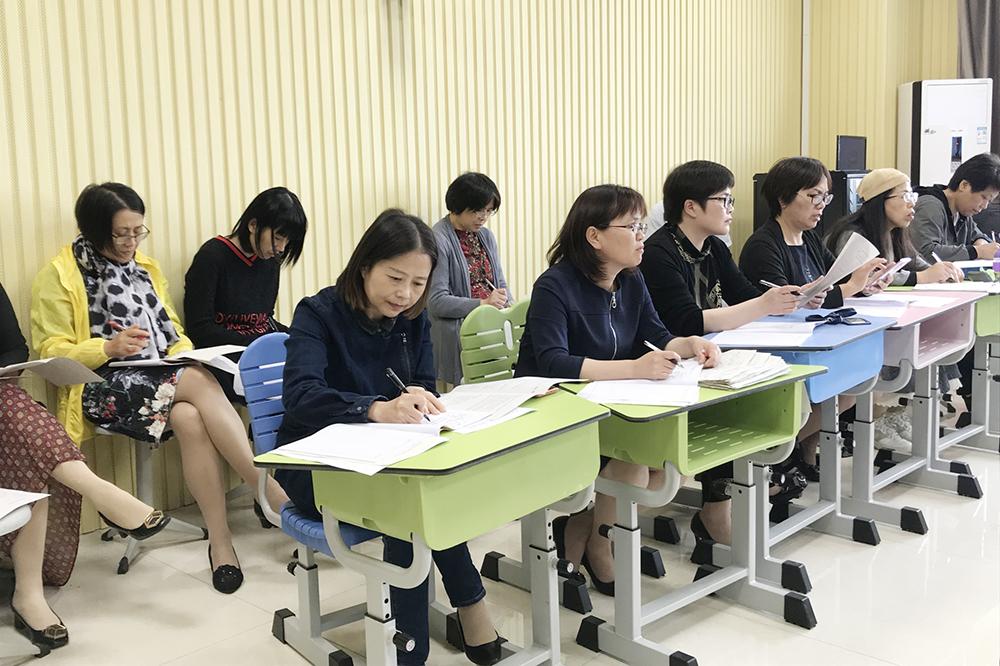 金卫中学:学思践悟强素质 绿色课堂展风采