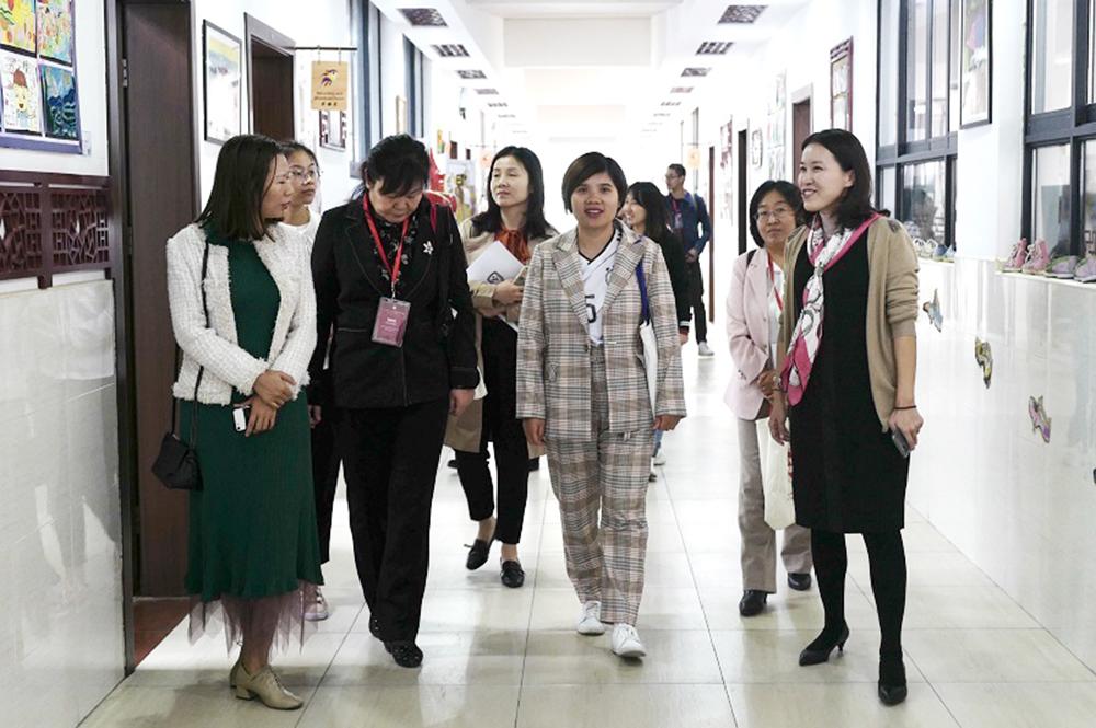 ACME数学团队到上外尚阳参与校本研修活动