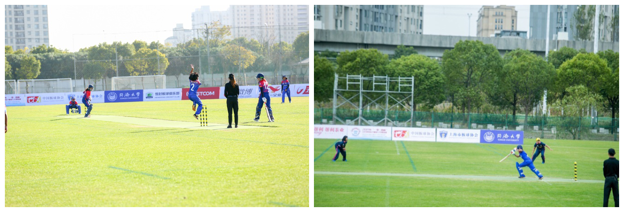 """首届""""一带一路杯""""U19中国女子板球邀请赛落幕"""