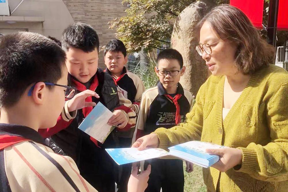洛川学校:共建阳光心灵 拒绝校园霸凌