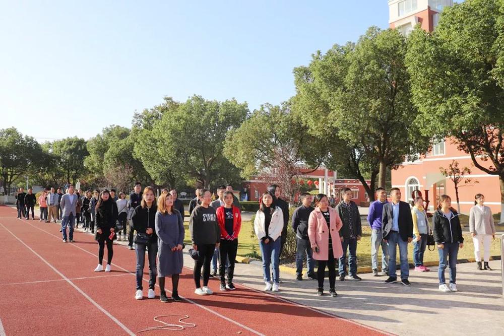 廊下中学开展2019学年第一学期家长开放日活动