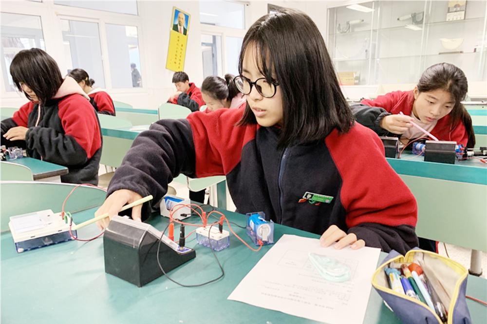 钱圩中学:着力学生核心素养培养 推进实验操作考试改革