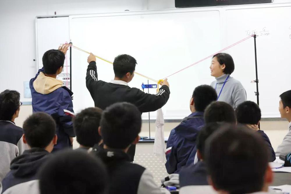 奉贤中学:基于项目化学习 改善学习方式 提升学科素养