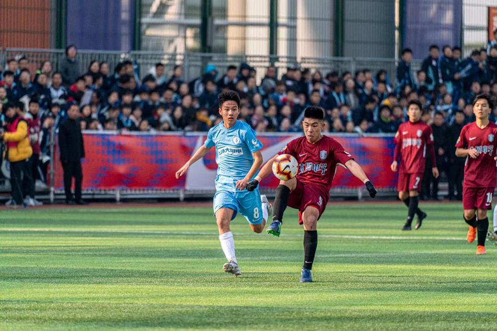 只因我们太狂热,足球之火永不熄 | 2019上海耐克校园冠军联赛暨上海市校园足球联盟总决赛澎湃收官