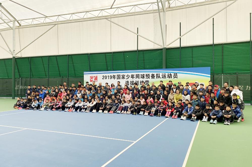 梅陇中学网球队员周珉旭入选国家青少年网球后备队