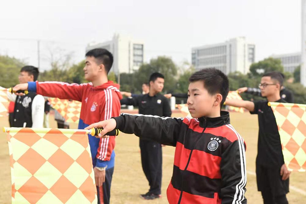相互促进,年轻裁判们跟随联赛一同成长(二)