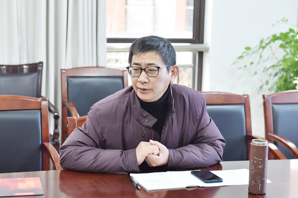 曙光中学冬春安全工作会议