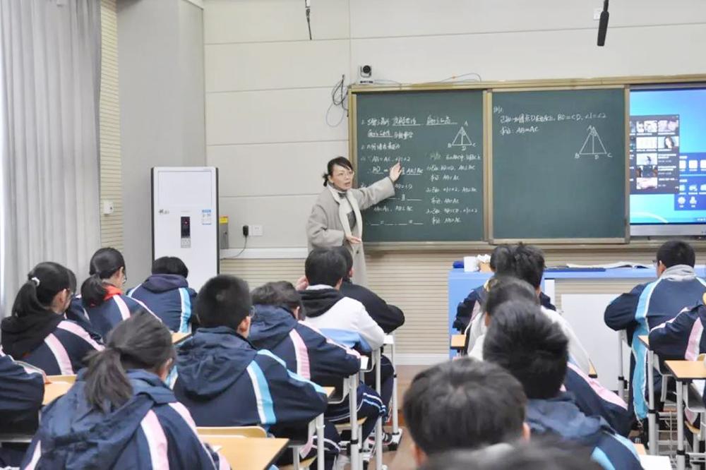 金山初级中学:锤炼教师基本功 构建理解新课堂
