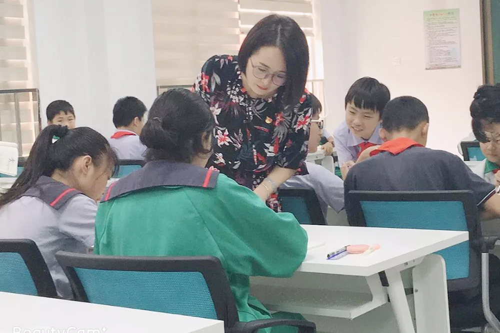 """廊下中学开展""""以问题为导向 提升课堂教学有效性""""教学研究活动"""
