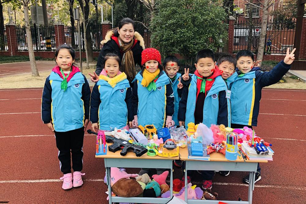 联建小学举行2020年元旦迎新活动