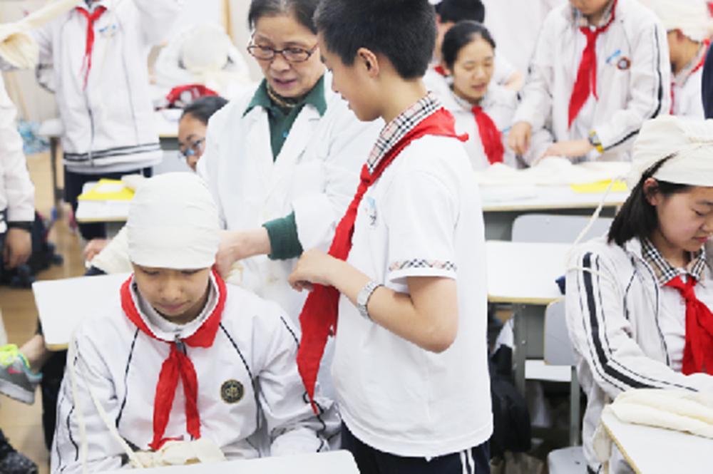 健康促进有实招,分享来自学校的实践智慧