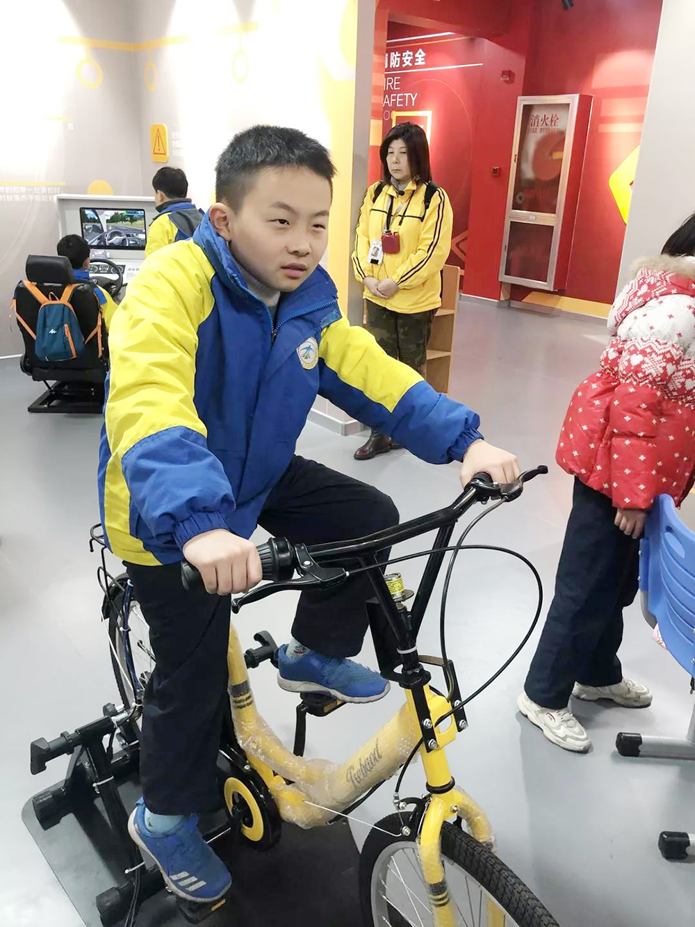曹杨新村第六小学:与元代遗址密语,与职业生活对话