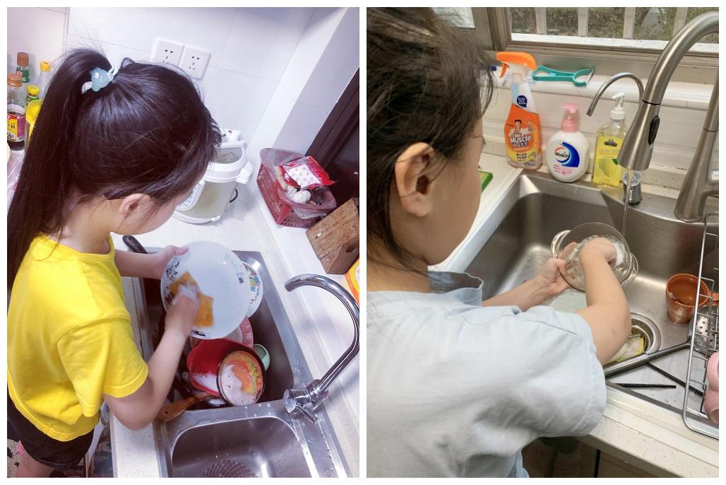 """联建小学开展""""食物我来做,餐食不浪费,光盘我来洗!""""主题教育活动"""