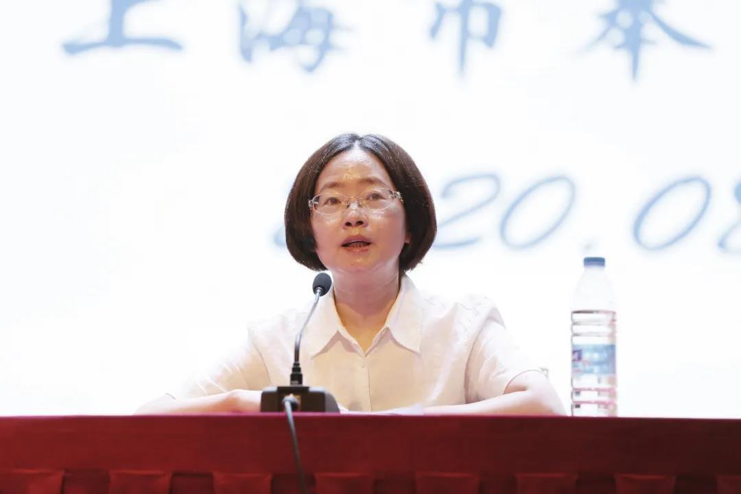 奉贤中学2020年暑期教师培训开幕