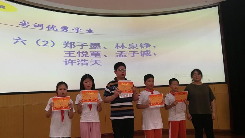 """洛川学校开展""""好习惯成就好学业""""六年级实训活动"""