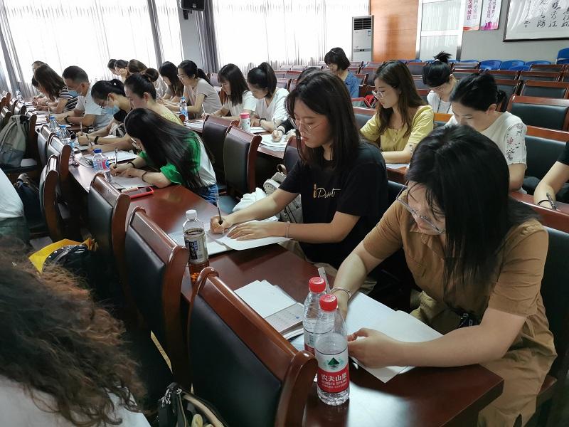 梅陇中学:凝聚梅陇新力量,修身正心促发展