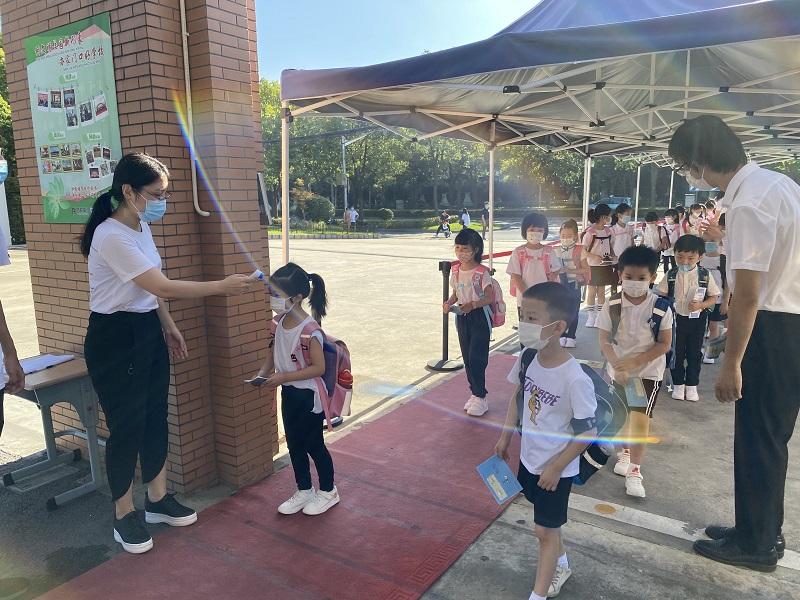 上外尚阳学校开展2020级新生培训