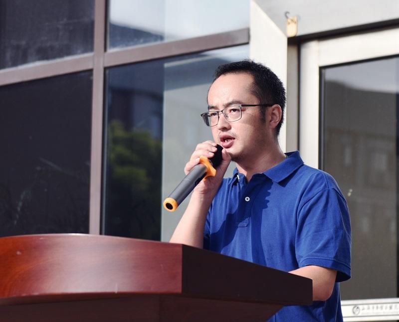 曙光中学举行2020新学年开学典礼