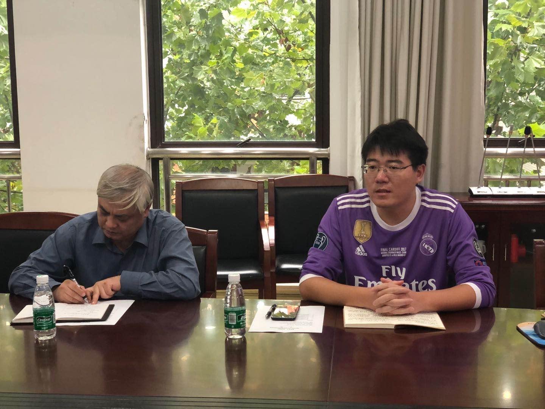 曙光中学举行2023届家委会成立仪式